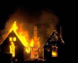 Arenado o chorreo con abrasivos después de un incendio