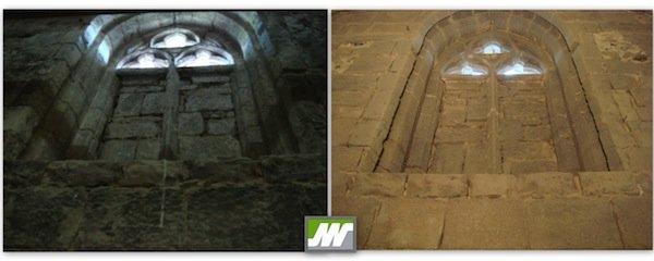 Restauració monuments