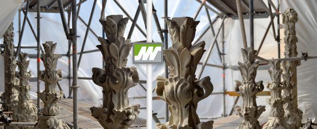 Restauració de monuments